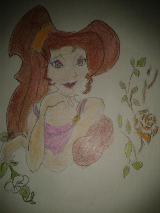 Hercules (Disney) por lita